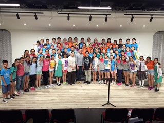 Hong Kong Children's Choir premieres new choral work by Darius Lim
