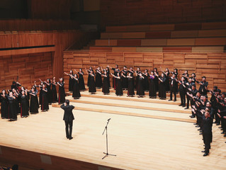 Nanyang Technological University Choir in Concert 2016