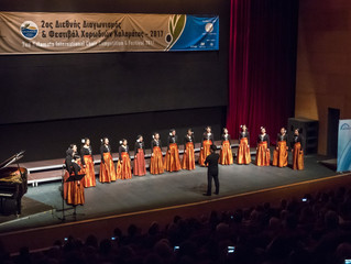 UiTM Women's Chorale wins Grand Prize in Kalamata, Greece.