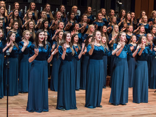 Afrikaans Hoër Meisies wins ATKV National Choir Competition