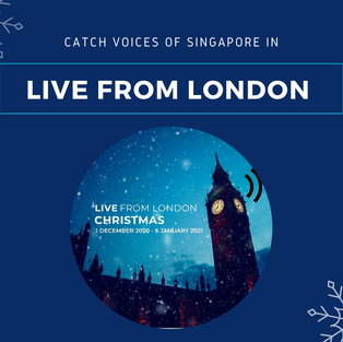 VOS in Live From London Christmas