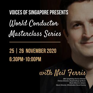 World Conductor Masterclass Series: Neil Ferris