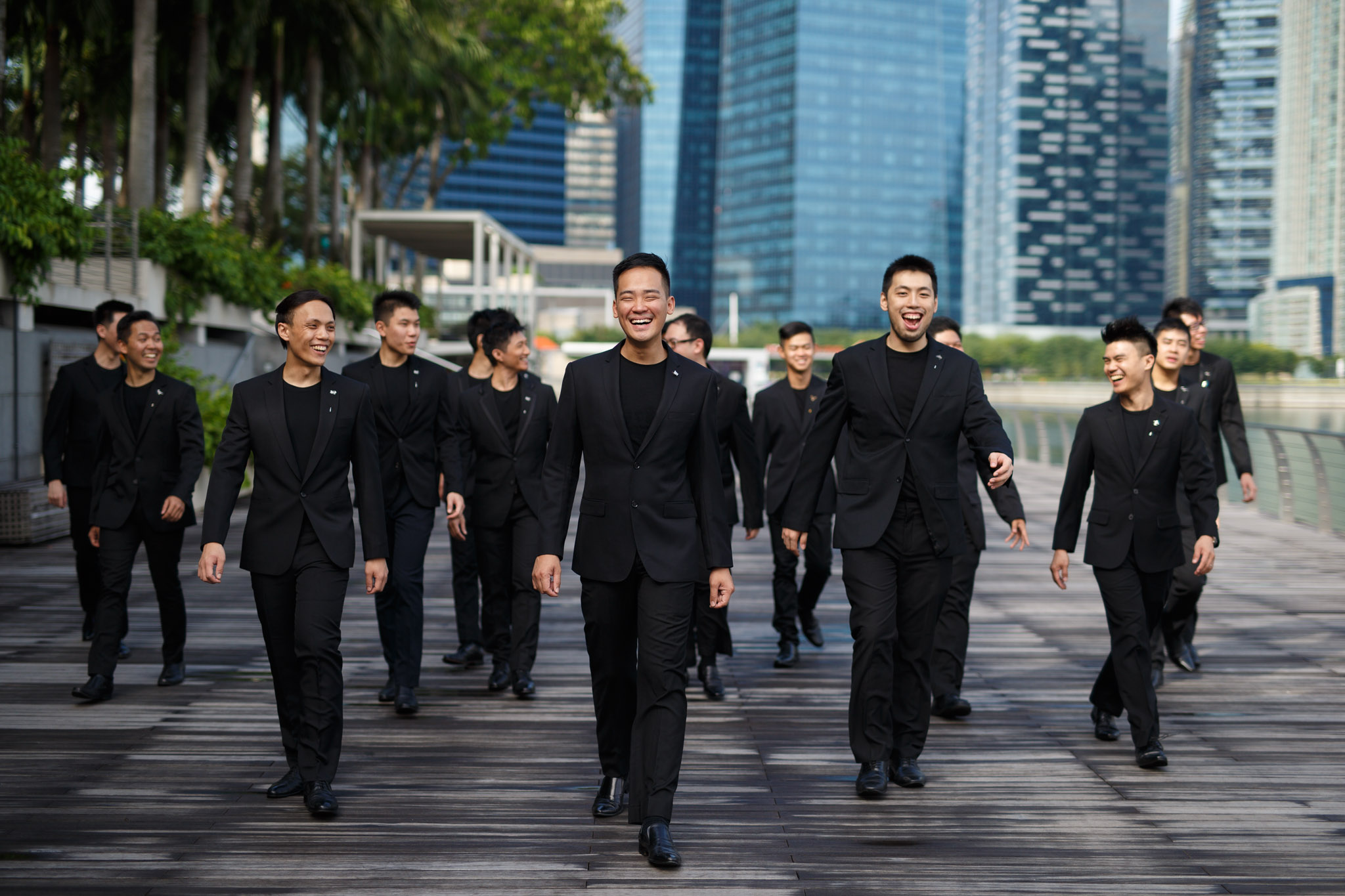 VOCE Singapore Men's Choir