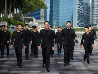 VOCE Singapore Men's Choir to Debut on 20 November 2016