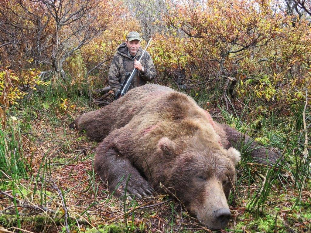 Alaska Trophy Adventures | Brown Bear Hunting in Alaska