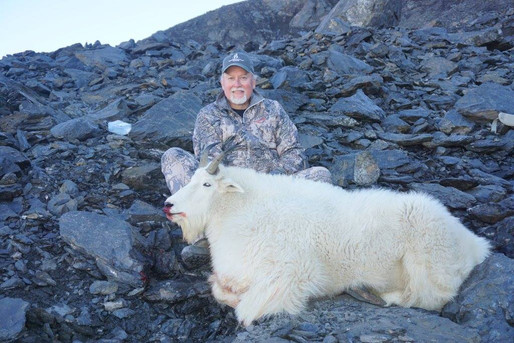 "Tony Ward from Helena, MT and the great 9 2/8"" billy that he took  on opening day."