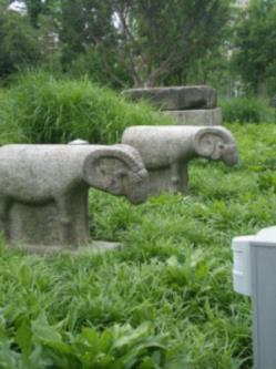 국립중앙박물관 석조정원