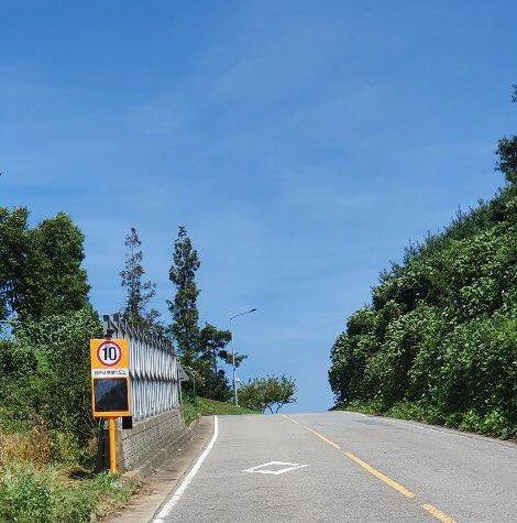 동탄 신도시 내 과속경보시스템 설치