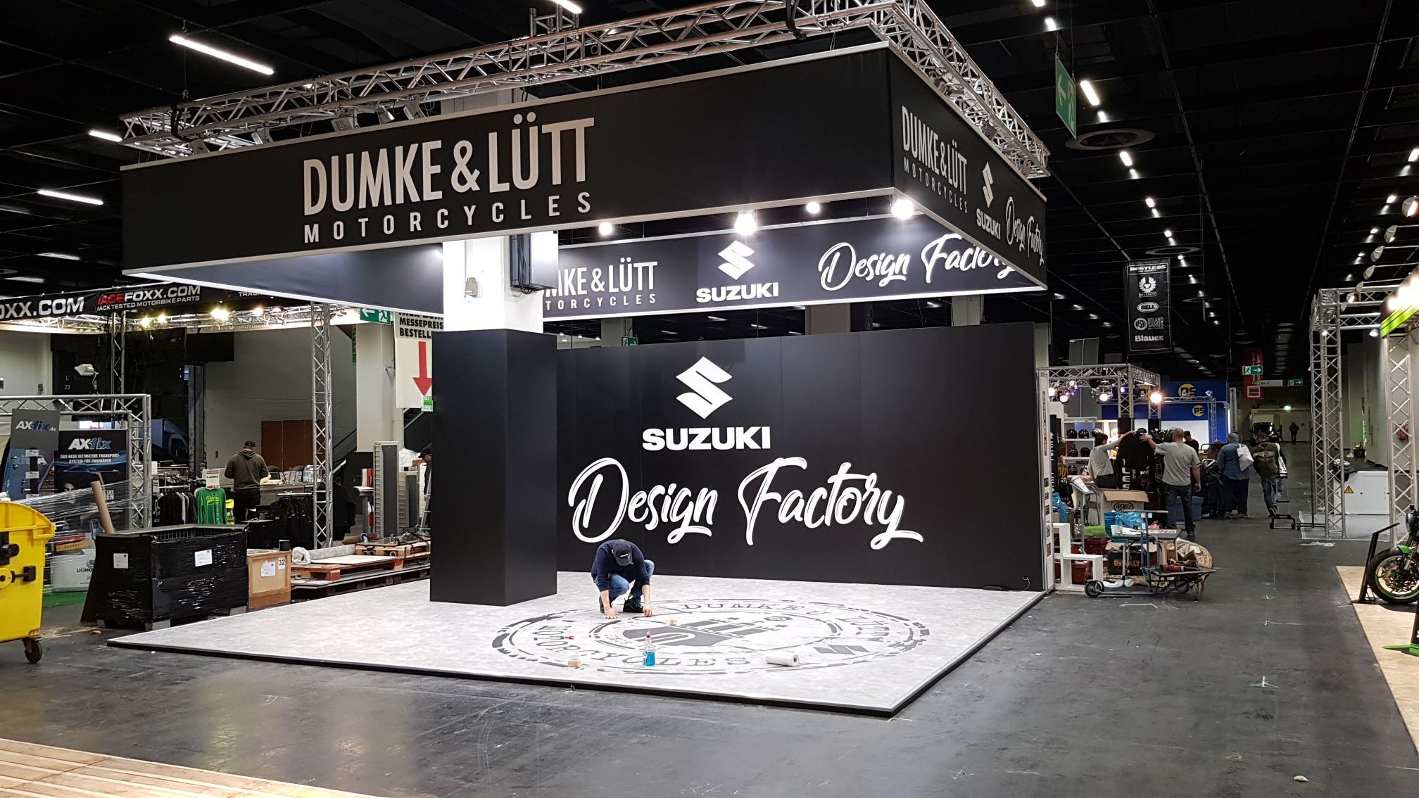 Dumke & Lütt @ Intermot 2018