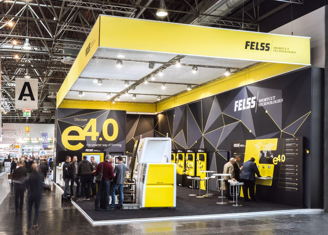 Felss @ Tube 2016 in Düsseldorf