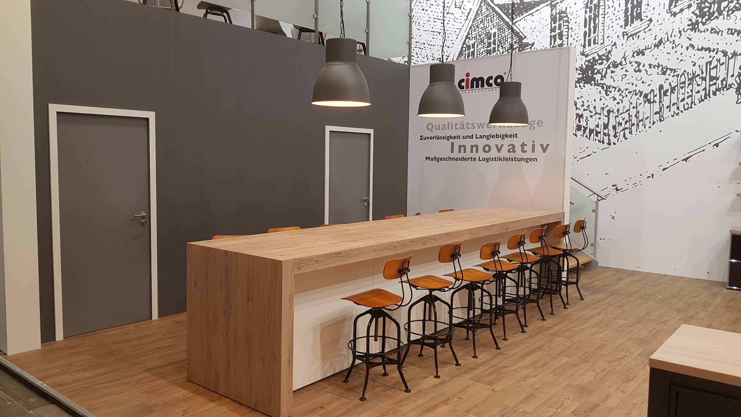 Cimco @ Light & Building 2018