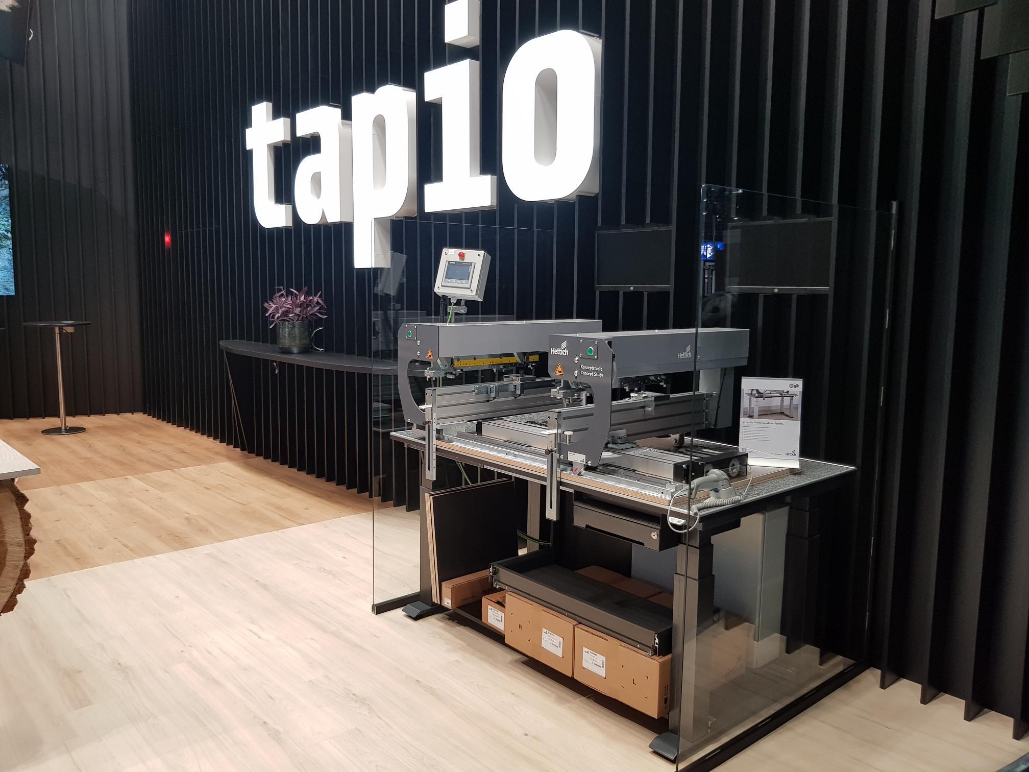 Tapio @ Ligna 2019