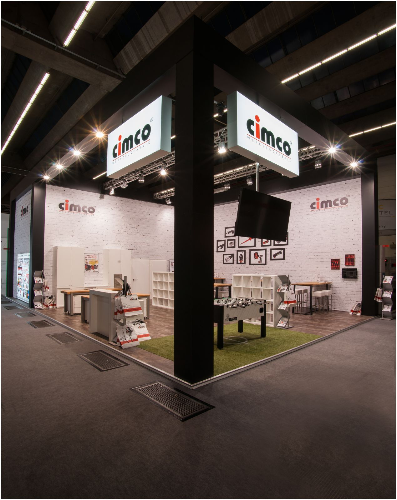 Cimco @ Light & Building