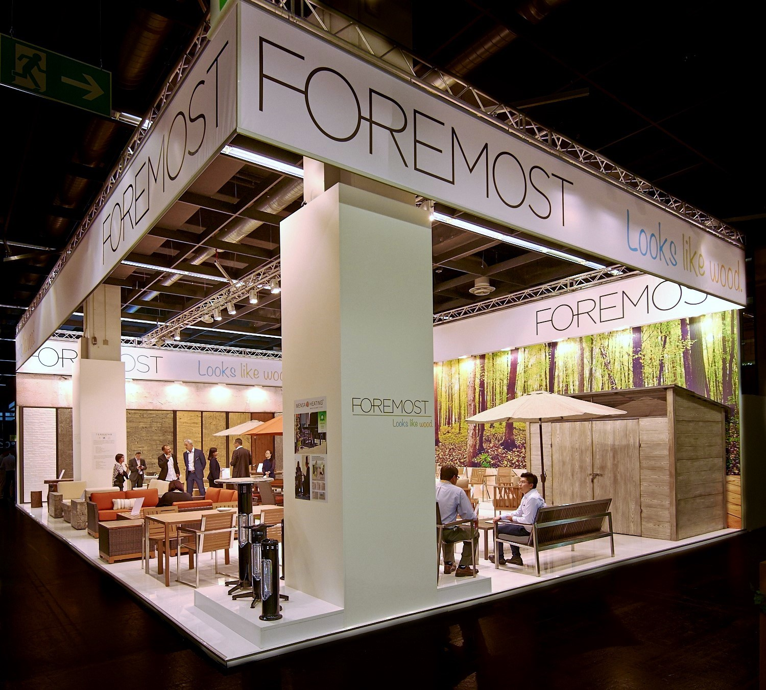 Foremost @ Spoga/Gafa 2015 in Köln