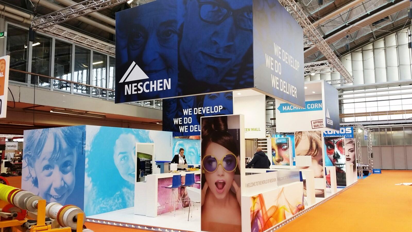 Neschen@ Fespa 2016 in Amsterdam