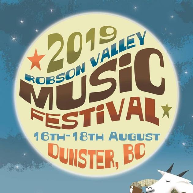 Robson Valley & Waynestock next