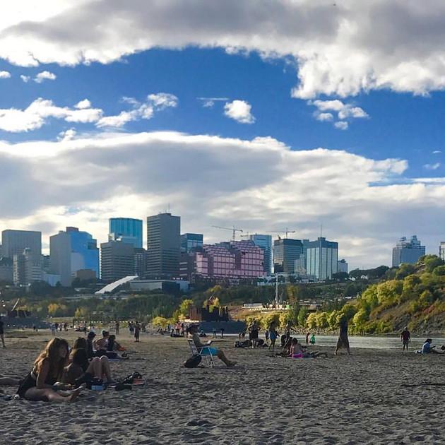 Accidental Beach
