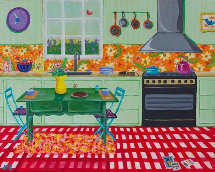 Kitchen, 2021