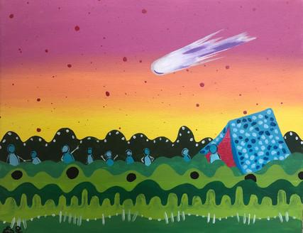 Comet (2), 2020