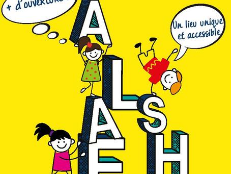 L'ALAE et l'ALSH évoluent !