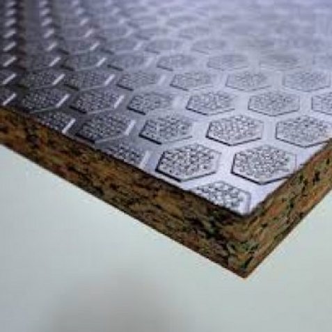 H  Deck Noir - Antidérapant 1 coté 12mm x 1,83m x 2,75m Superpan