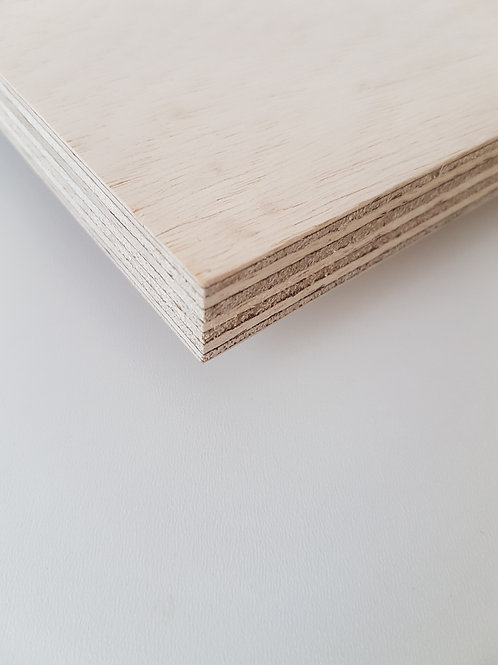 Plywood léger Albasia   3mm à 44mm - 4 x 8