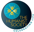 The logo for the american humanist society.