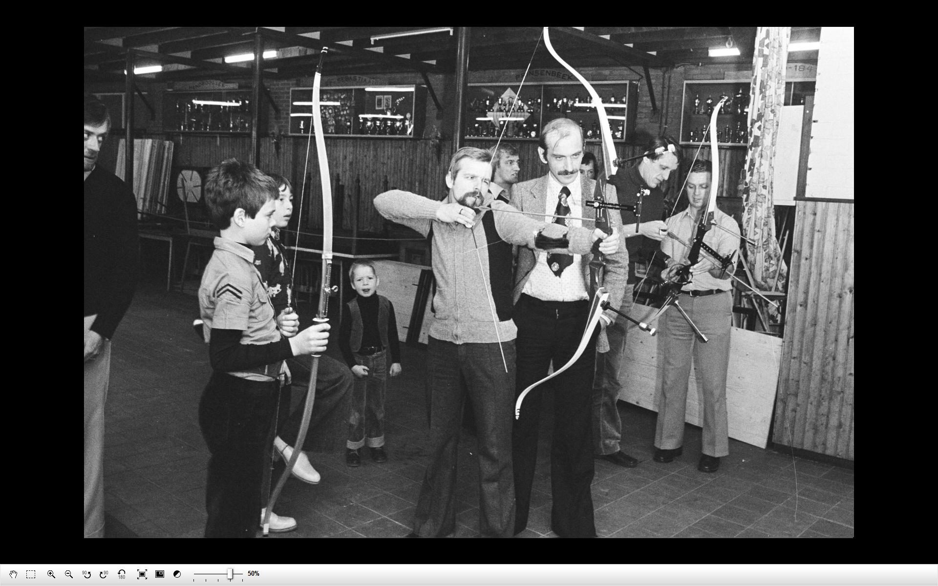 St. Sebastiaan Open dag 1977