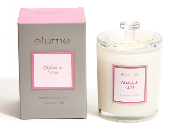 Elume luxury soy candles