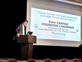 Российские врачи оценили уровень медицинского обслуживания в Турции