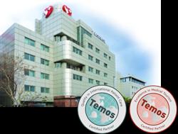 Греция: ATHENS MEDICAL CENTER подтверждает сертификат Temos