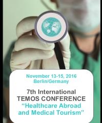 7-я Международная конференция Temos 201613 - 15 ноября Берлин, Германия
