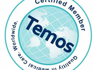 Открытие Международного регионального отделения Temos на территории России в Москве