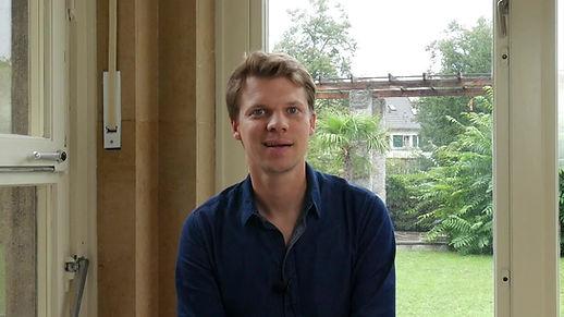 Projektmitarbeiter Thomas Martin
