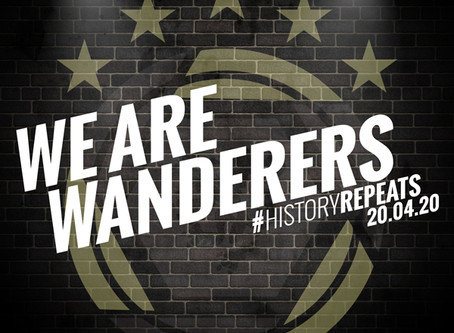 Coming soon; new Wanderers kit
