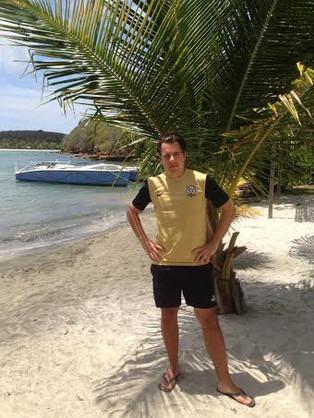 Jamie in Grenada