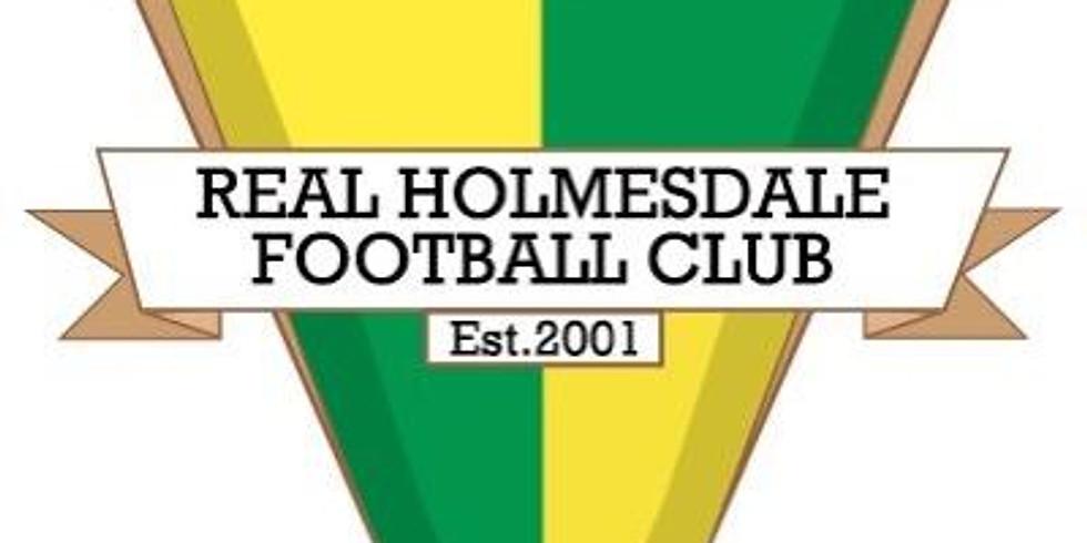 Men's 2nds v Real Holmesdale Reserves [POSTPONED]