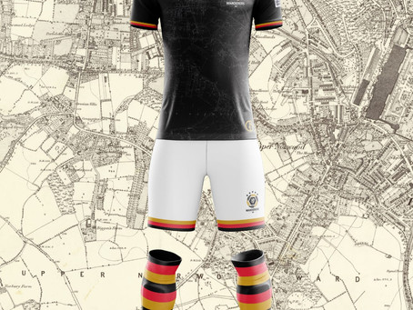 Revealed at last - Wanderers' stunning Limited Edition kit