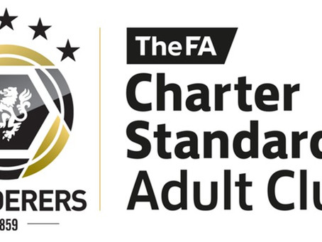 Charter Standard Status Achieved Again