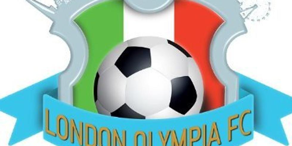 Men's 2nds v London Olympia