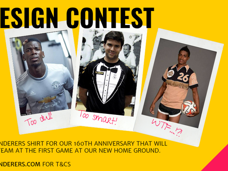 Shirt Design Contest Launches