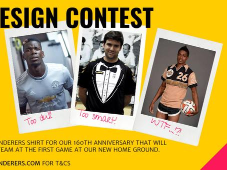 Shirt Design Contest Launches