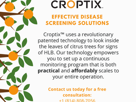 Learn How Croptix Sensors Can Help Protect Your Future!