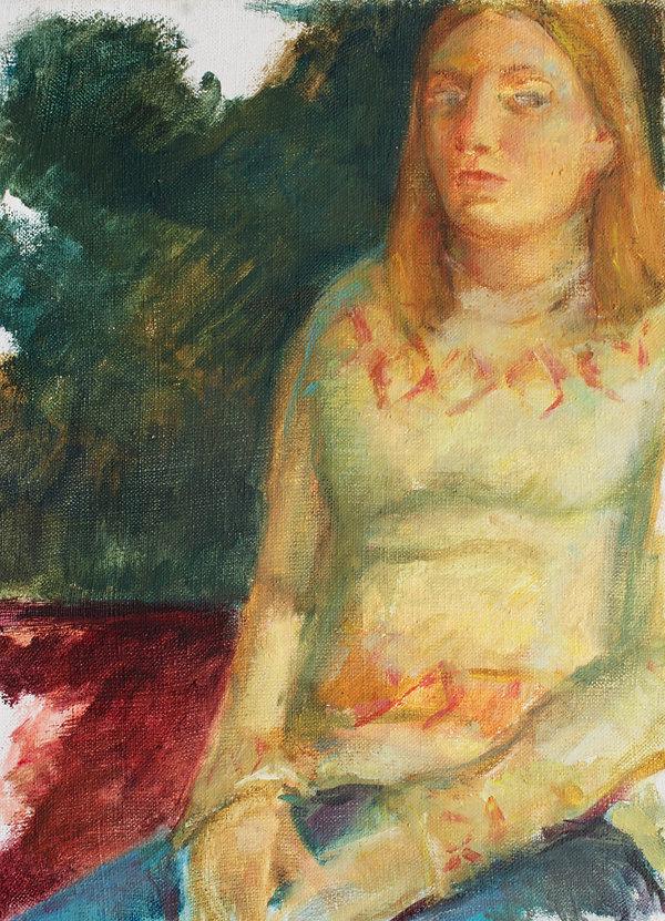 Hannes Puntigam-Kinstner »Vera«, 2000, Ö