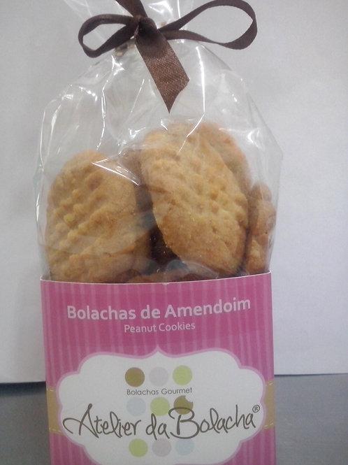 Bolachas de Amendoim