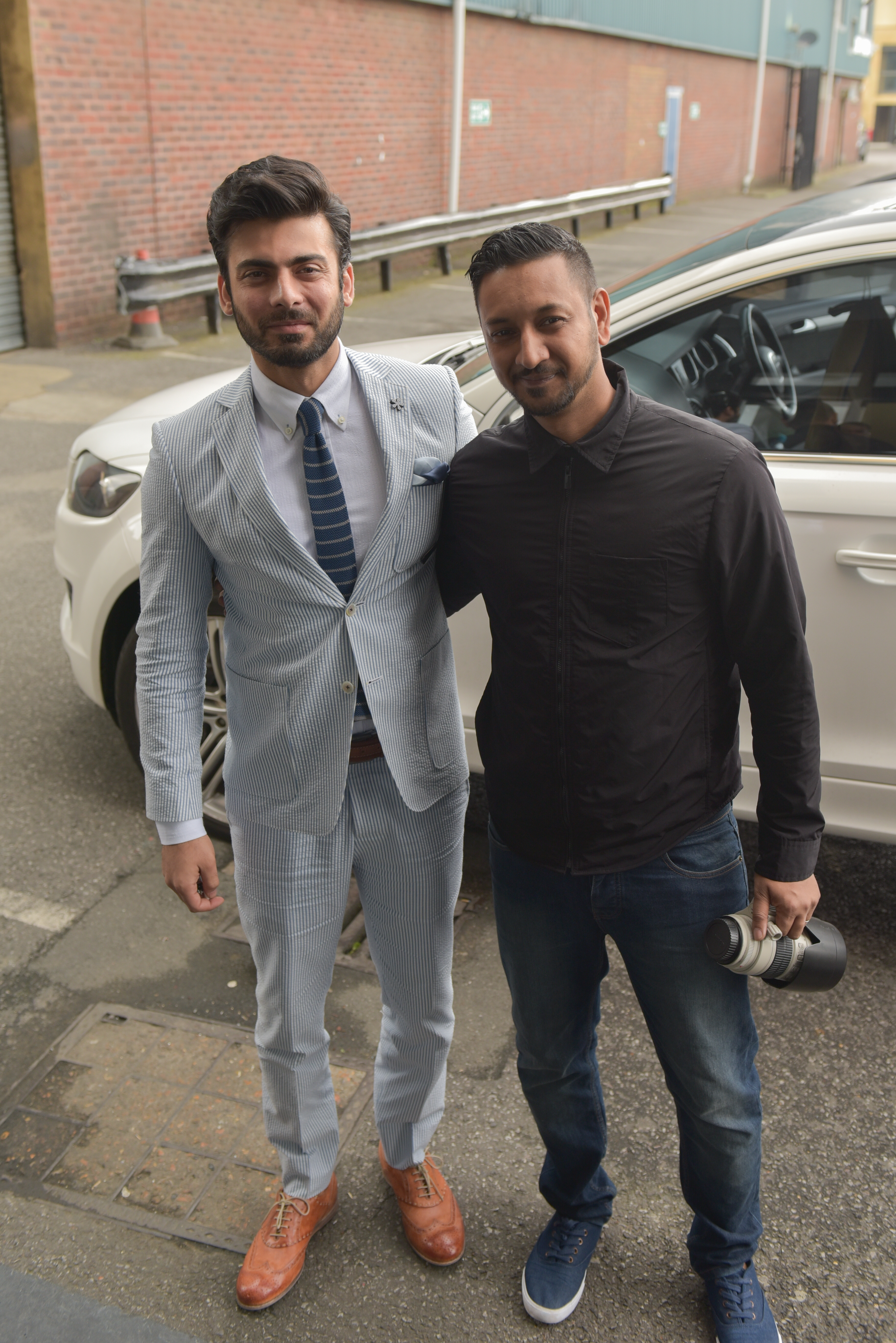 Fawad Khan at Chak89