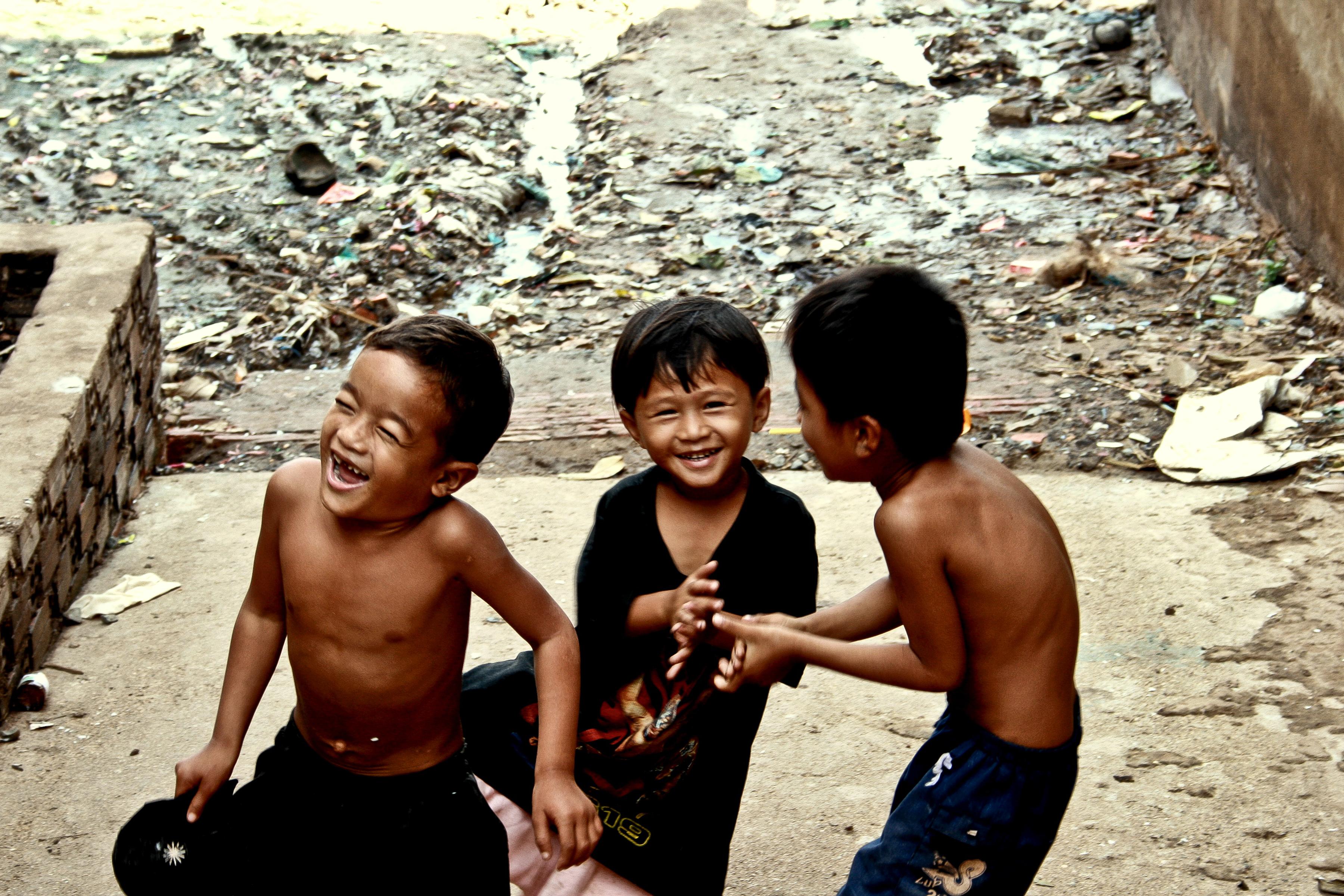 All smiles, Cambodia