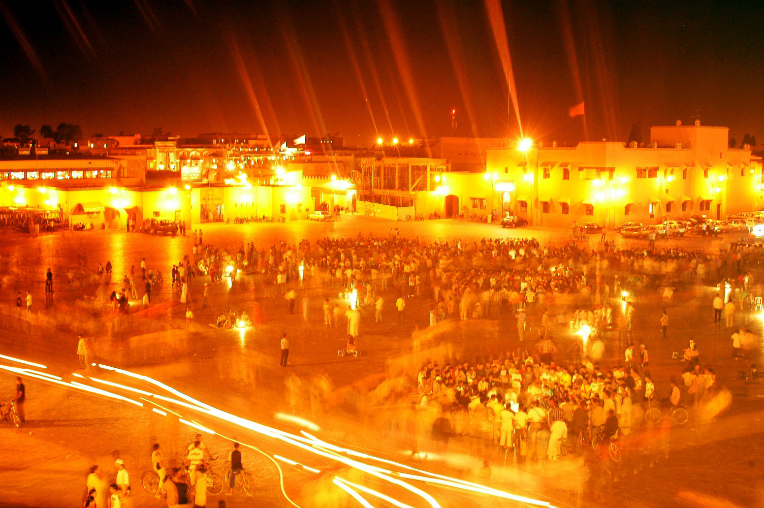 lights of Marrakech