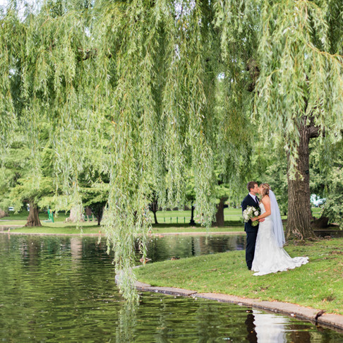 Wedding | Danielle & Max | The Exchange, Boston