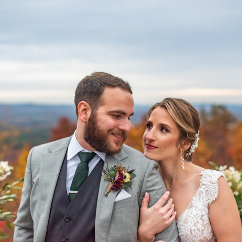 Wedding | Steph & Greyson | The Log Cabin, Holyoke MA
